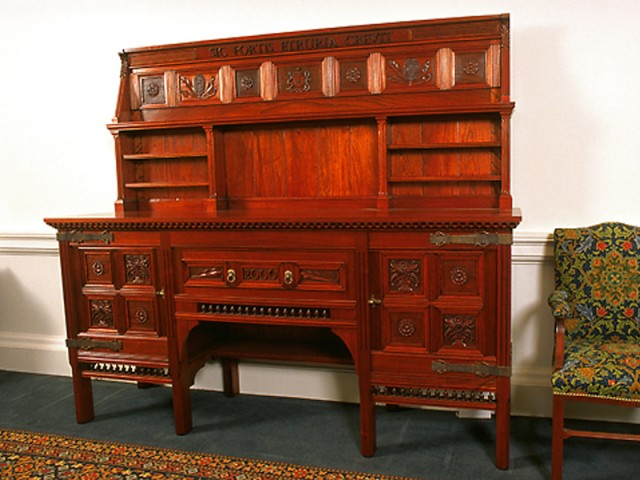 Finance Room Sideboard